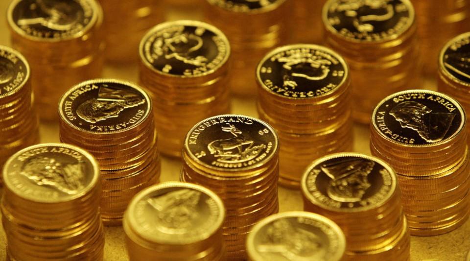 В Лондоне практически не осталось реального золота