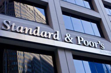 S&P понизило рейтинг Украины до