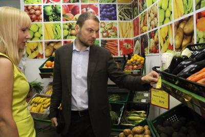 В Украине ожидается рост цен на продукты питания